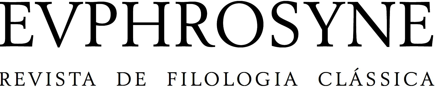 Euphrosyne: journal of Classic Philology