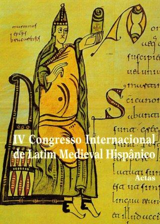 IV Congresso Internacional do Latim Medieval Hispânico